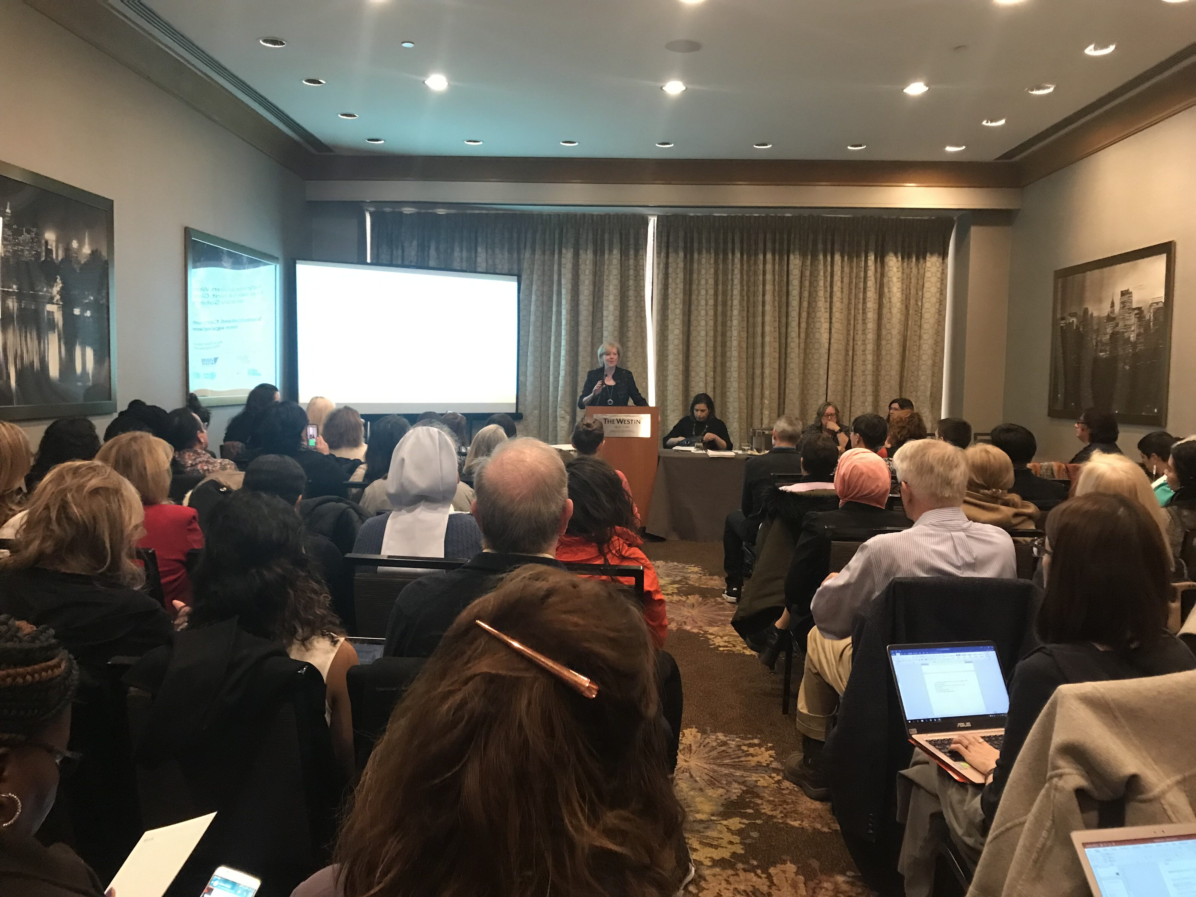 Attending CSW 2019: The Global Convening On Women's Rights