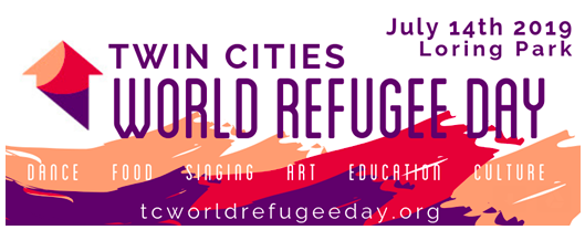 Twin Cities World Refugee Day 2019