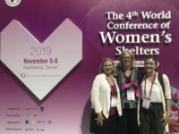 Guest Author: Attending The 4th World Conference On Women's Shelters In Taiwan With GRW