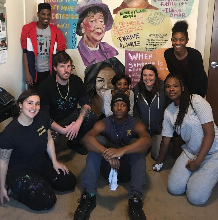 Facemeporfavor:  Community Art That Honors Survivor Voices