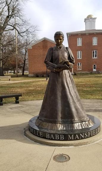 Arabella Babb Mansfield, Cheryl Thomas, And The Fertile Ground Of Iowa